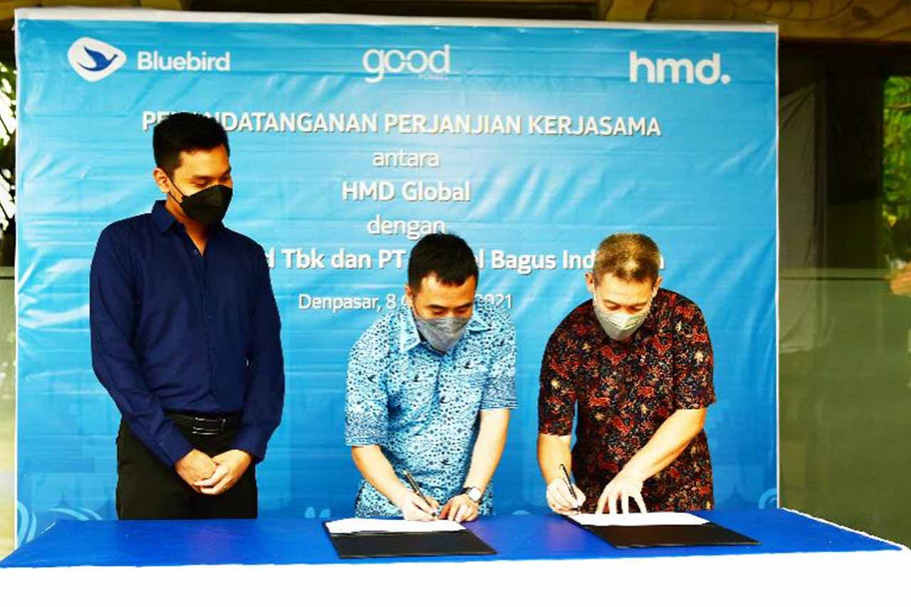 Bluebird extends its cooperation with HMD Global